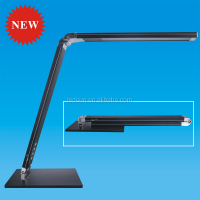 Aluminum Body Foldable Cheap Touch Led Desk Lamp WITH Dimming Controlled