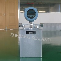Hydrogen gas flow meter with flow rate 70kg/min