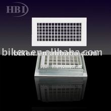 1000x600mm Double deflection air grille