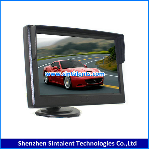 Hot Sales!! 5 inch PAL/NTSC auto switch cheap LCD Monitor(made in China)