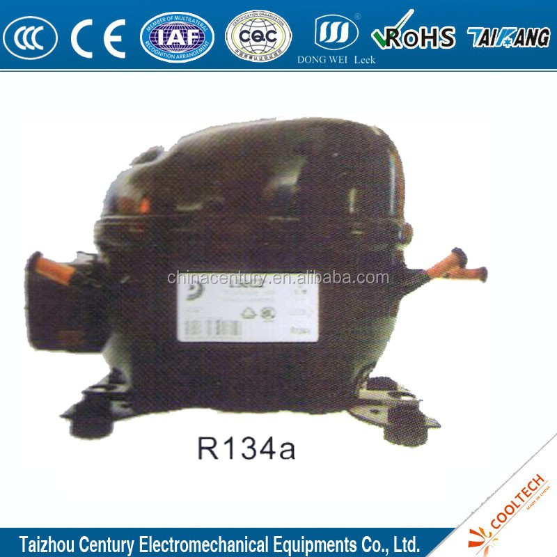 R134A 1/3HP LBP Model E1120CAZ 1PH220V50HZ E series refrigeration compressor
