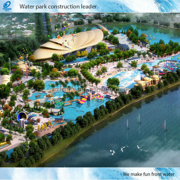 Liaoning water park construction company equipment design