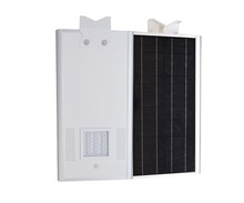 50W Solar LED Street Light/Lamp with Day/Night sensor