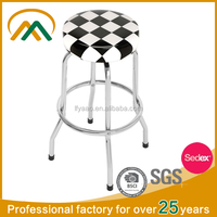 Wholesale cheap metal frame bar stool legs KP-BS001