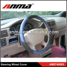 Steering wheel cover purple glow in the dark steering wheel cover