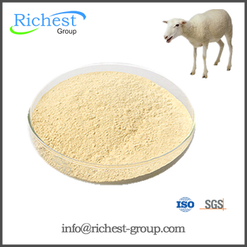 2017 Pharmaceutical grade Pure Sheep Placenta Extract