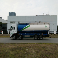 China Supplier small bulk feed trucks for sale