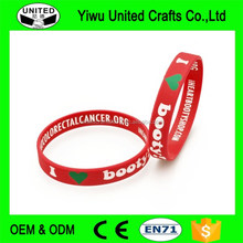 High quality silicone bracelet maker,bracelet wholesale