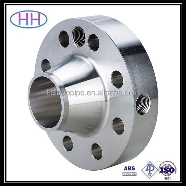 high quality ANSI B16.5 class 150 A105 Weld Neck Flanges