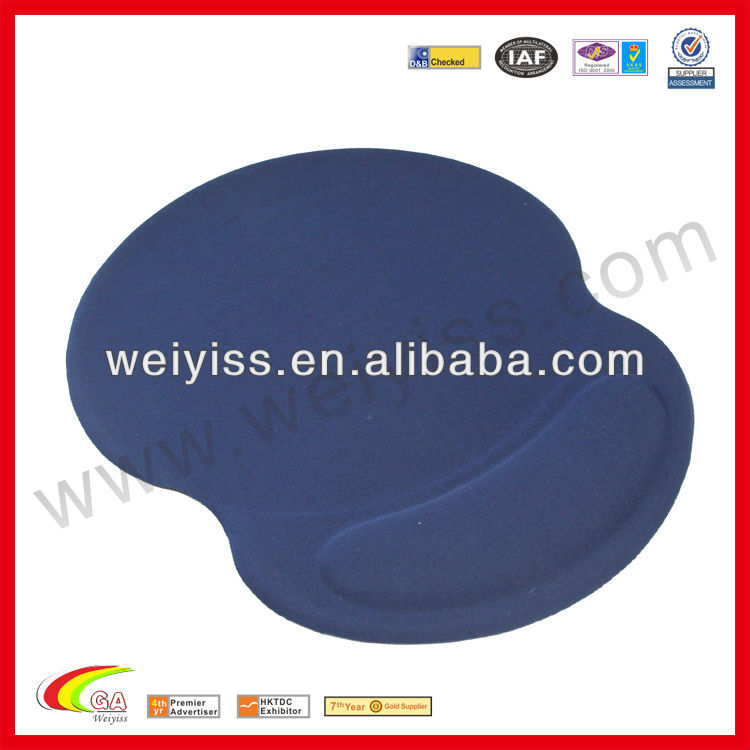 Wholesale price wrist support silicon gel mouse pad