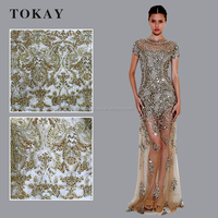 High Quality Fashion african Tulle Lace Fabrics For Party