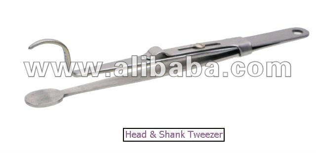 Clamping Ring Tweezer
