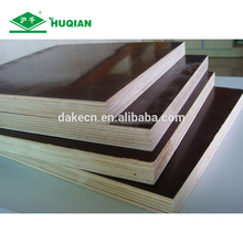 18mm film faced plywood/marine plywood with eucalyptus core