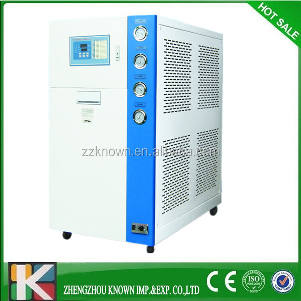 best selling laser chiller cw5000 water cooled chiller system
