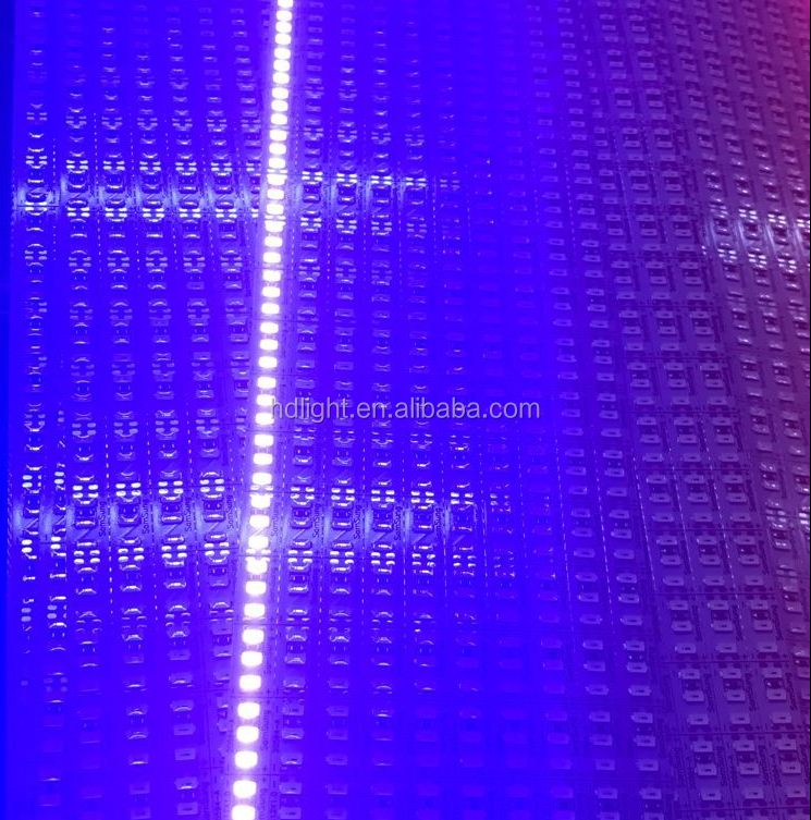 wholesale market aluminium profile led strip bar led rigid strip lights 5630