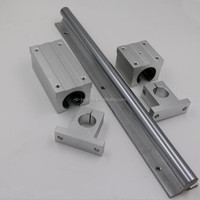 Sliding Rail System SBR20 Linear Motion