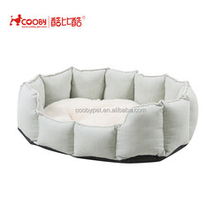 New style hot sale oxford cool dog beds for large dogs