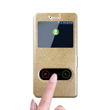 Mobile phone leather shell flip-open cover protect phone case wholesale