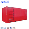 20ft 20hc open side door sea container