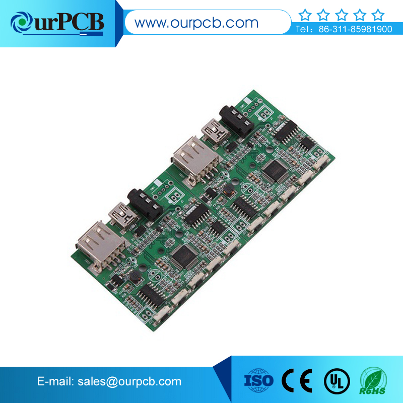 Reflow PCB swift circuits