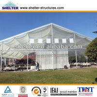 sports event game show tent for 2012 International beach games