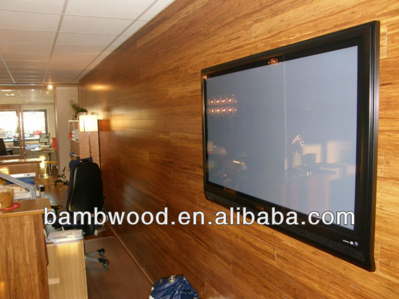 2014 Bamboo Walnut Wall Panel from China Manufacturer