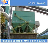 Cleaning equipment and names, Industrial filtration dust collector