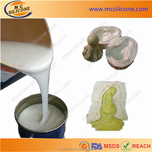 Price of Silicone Rubber best selling rtv mold making silicone&casting material