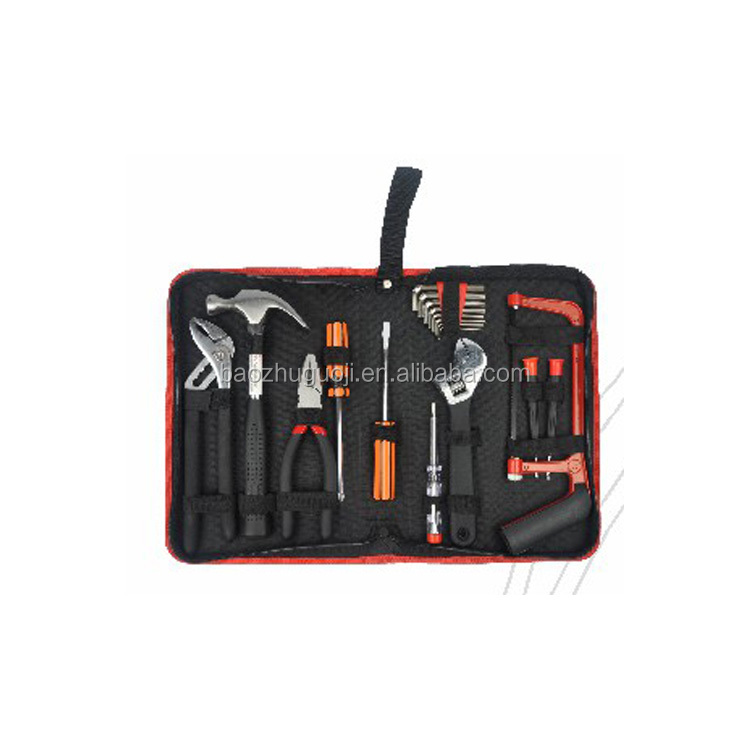 18PCS Home Tool Kit Mechanical Tools Set Wholesale in Alibaba