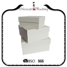 Professional factory sale white folding packaging paper box manufacturer in bangalore