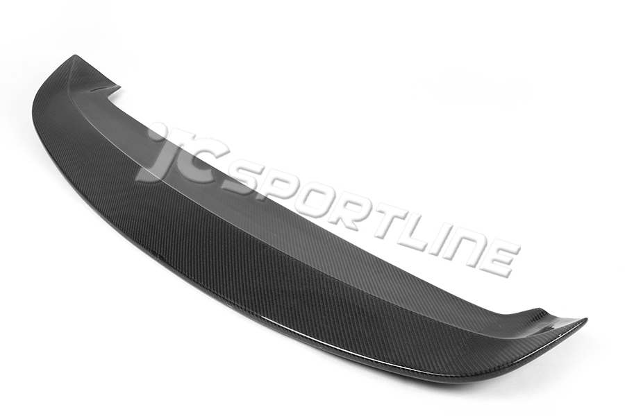 carbon fiber roof spoiler wing for VW Golf 7 VII MK7