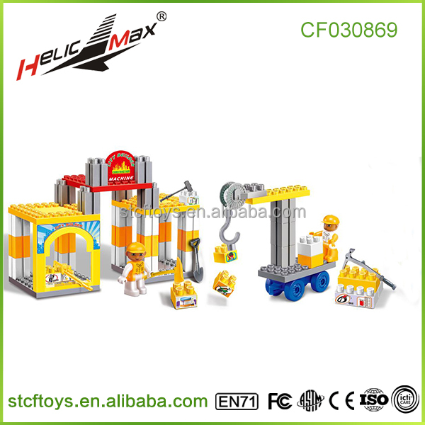 Construction Toys Product : New products pcs diy building blocks toys construction
