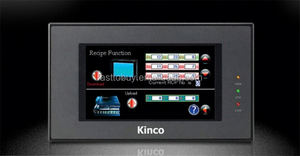 Hot selling cheap kinco 4.3 inch touch screen hmi MT4220TE