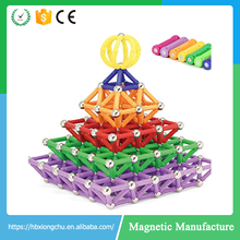 magnetic triangle connecting blocks toys