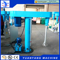 China new innovative product 5.5 KW Hydraulic Lift 50-200L vacuum dissolver