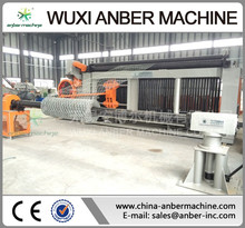 16P126 River bank gabion mesh machine 100x120mm
