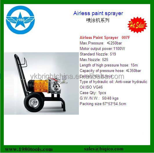Road Line Paint machine RP002 road line stripper Lightweight scribe machine manufacturer