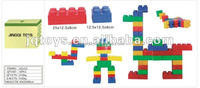 Hotsale children big City building blocks big
