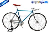 700C anodized blue chrome frame fixie bike/Fixie