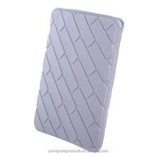 Chocolate Grey Laptop Notebook Neoprene Sleeve 10 inch,Tablet PC Case Pouch Bag for Ipad