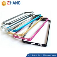 Hot sell 0.7mm ultra thin snap-on bumper for iphone5