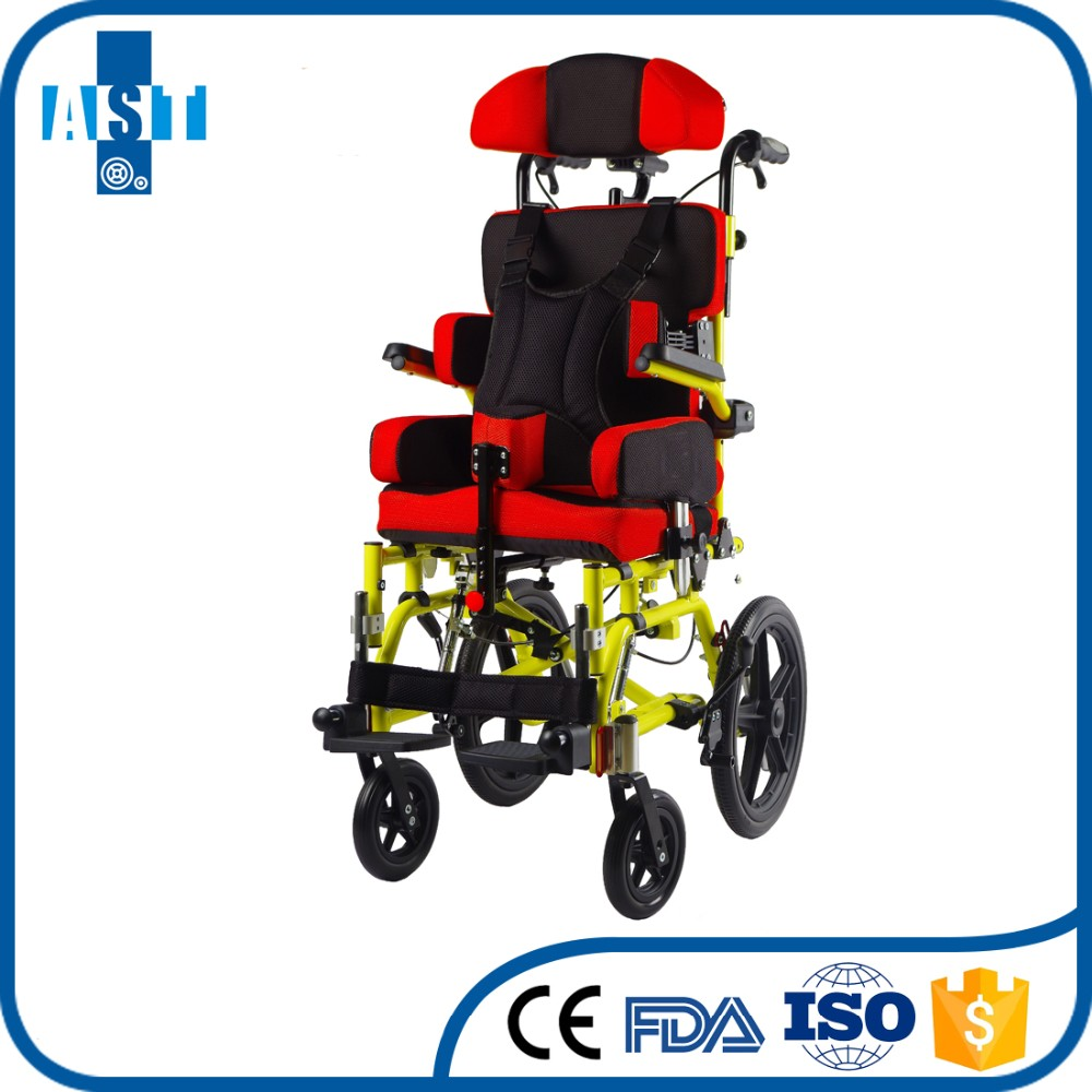 popular and the newest practical economic uniqe design baby wheelchair