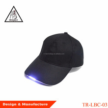 2018 NEW Hot Sale LED CAP Light Led Flashing Baseball Cap/Hip-Hop Party Hat for Christmas gift toy