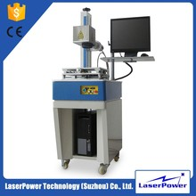 Eastern 10w 30w 60w co2 laser marking machine for non metal