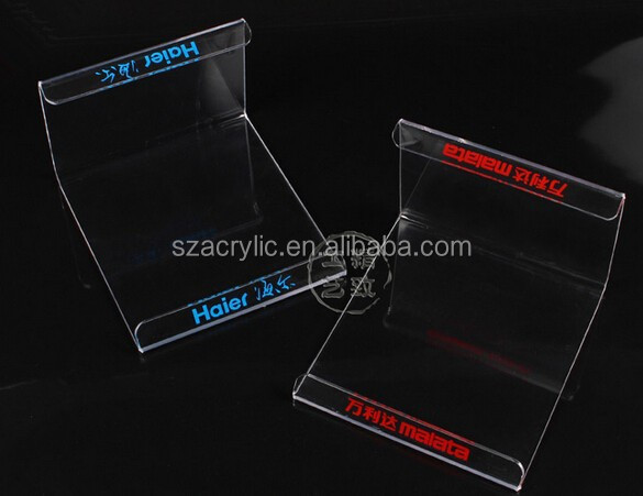 acrylic induction cooker display
