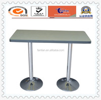 Modern cafe table and chair set with high quality at competitive price