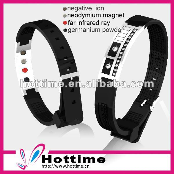 powerful bracelet silicone body balance