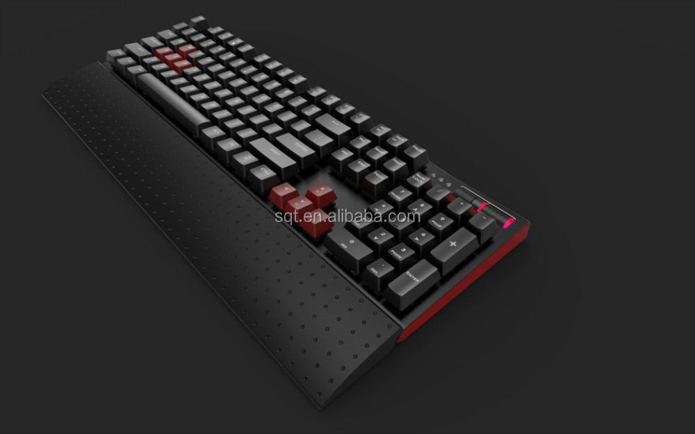 Mechanical keyboard for professional gamer