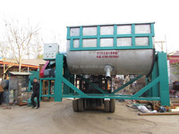 high efficiency automatic real stone paint mixer