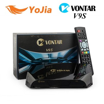 Genuine VONTAR V9S DVB-S2 HD Satellite Receiver Support CCCAMD europe NEWCAMD Weather Forecast